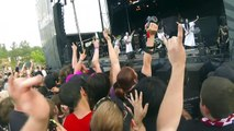 BabyMetal Live in North Carolina Rebellion Catch Me If You Can(CMIYC) FANCAM COMPILATION