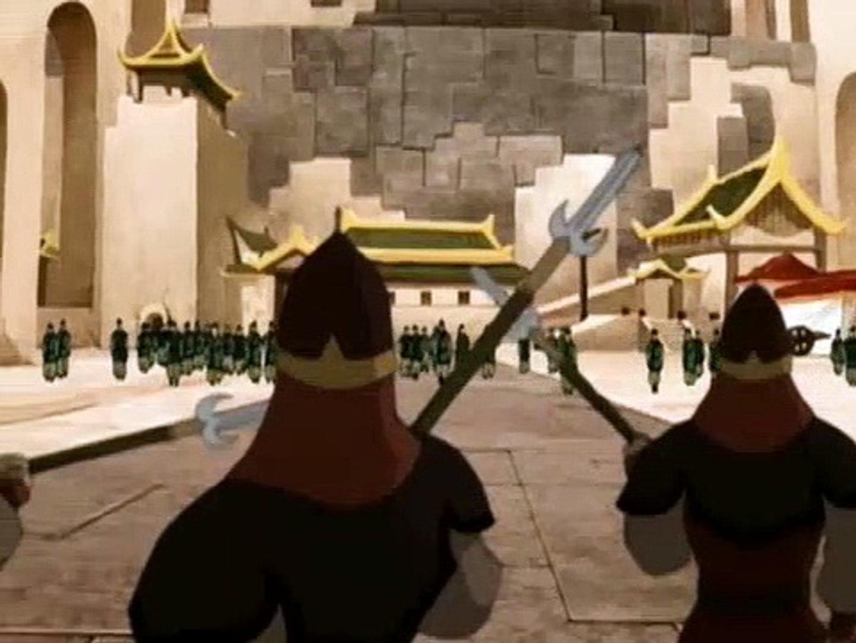 Avatar The Last Airbender S02E03 - Return to Omashu