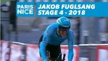 Jakob Fuglsang - Étape 4 / Stage 4 - Paris-Nice 2018