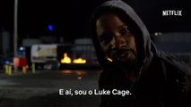 Luke Cage (2ª Temporada) - Teaser Trailer Legendado   Netflix