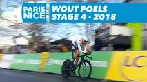 Wout Poels - Étape 4 / Stage 4 - Paris-Nice 2018