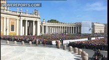 """Pope's general audience: """"God's law brings light, life and salvation"""""""