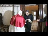 Benedict XVI receives Joseph Weterings, the new ambassador from the Netherlands to the Vatican