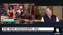 Discovery, Inc. CEO David Zaslav Stays Off-Script