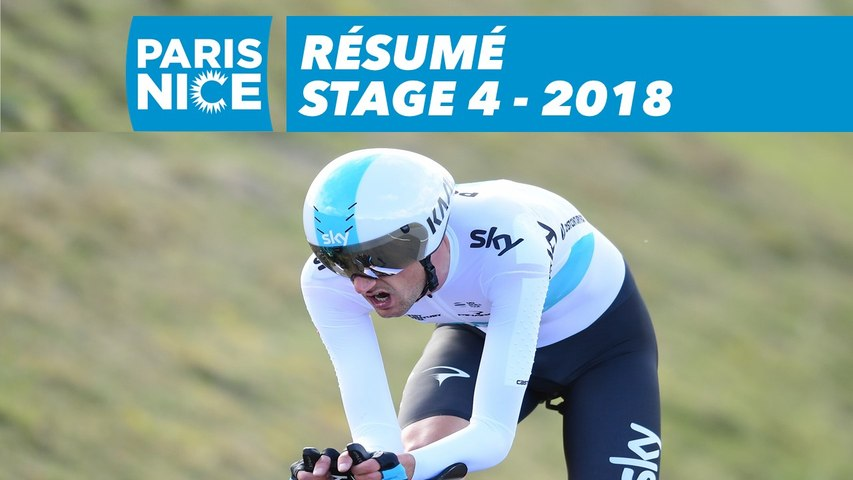Résumé - Étape 4 - Paris-Nice 2018