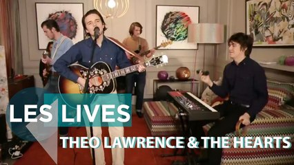 Theo Lawrence & The Hearts - Live & Interview
