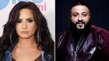 Demi Lovato & DJ Khaled Share Teaser Video for 'Wrinkle in Time' Track 'I Believe' | Billboard News