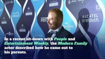 Jesse Tyler Ferguson Came Out After he got Caught Stealing Gay Porn