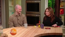 """""""Hot Ones'"""" Sean Evans Takes on Rachael Ray's Wild Food Challenge!"""