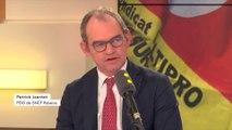 """Patrick Jeantet (SNCF Réseau) : """"Le statut des cheminots, c'est de la rigidité"""""""