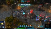 Heroes of the Storm ALPHA - Jim Raynor - Episode 3 - Haunted Mines