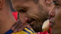 Minute de silence en l'honneur de Davide Astori avant Tottenham / Juventus Turin