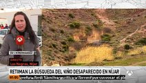 Los agentes vuelven a interrogar a los testigos que dijeron ver al acosador de la madre de Gabriel en la localidad de Antas