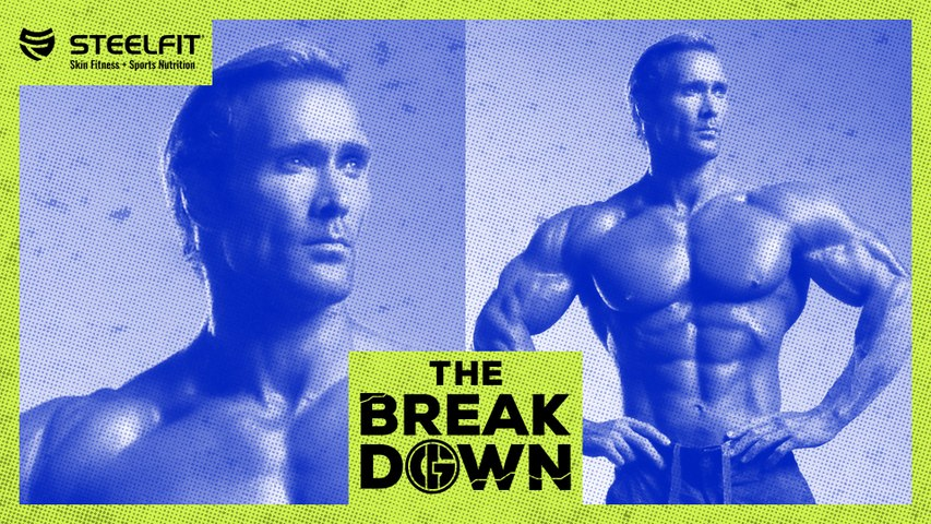 The Reason Mike O'Hearn Stays All Natural | The Breakdown