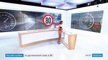 Routes secondaires : la limitation de vitesse à 80 km/h confirmée par le gouvernement