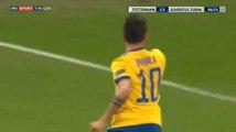 Paulo Dybala Goal - Tottenham 1-2 Juventus 07-03-2018