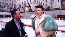 Figure Skater Johnny Weir Reveals His 2018 Winter Olympics Fashion & Beauty Secrets