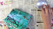 Decora tus cuadernos con material RECICLADO // Floritere