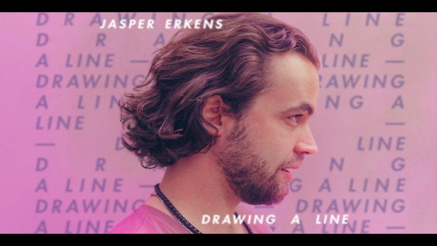 Jasper Erkens - Drawing A Line
