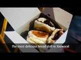 The most Delicious Bread Stall in Yaowarat