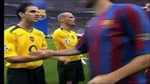 FC Barcelona - Arsenal (2-1)  Champions Final 2005/2006  Highlights