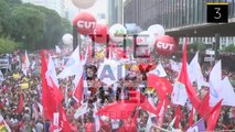 The Daily Brief: Brazilian Labor Unions March Against Pension Reforms