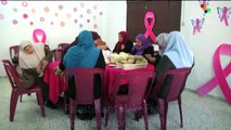 Palestinians Make Free Mastectomy Bras for Cancer Patients