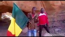 Commadant Methe - Visite au pays dogons pour visités les postes abandonné par les gendarmes