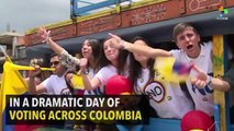 Colombians Vote Down Peace Accords