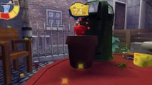 Disney/Pixar Ratatouille Walkthrough Gameplay Part 2 HD PSP