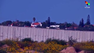 Palestine Israeli Arab Illegally Crosses Into the