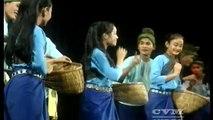Khmer Song Karaoke, Khmer Folk Dance, Robam Nesat, របាំនេសាទ, Khmer Old Song