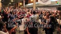 'Carmina Burana' to Protest Closure of Ministry of Culture