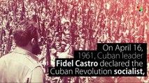 55th Anniversary: Fidel Declares Cuban Revolution Socialist