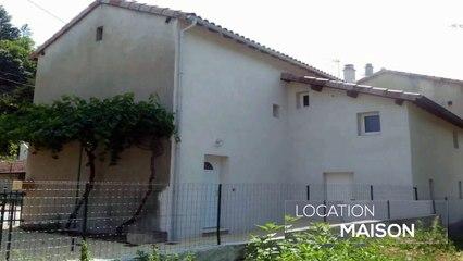 A louer - Maison/villa - Lalevade d ardeche (07380) - 4 pièces - 106m²