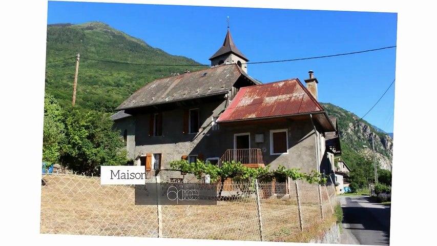 A vendre - Maison/villa - St etienne de cuines (73130) - 6 pièces - 97m²