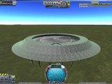 Kerbal Space Program (KSP). UFO. НЛО.