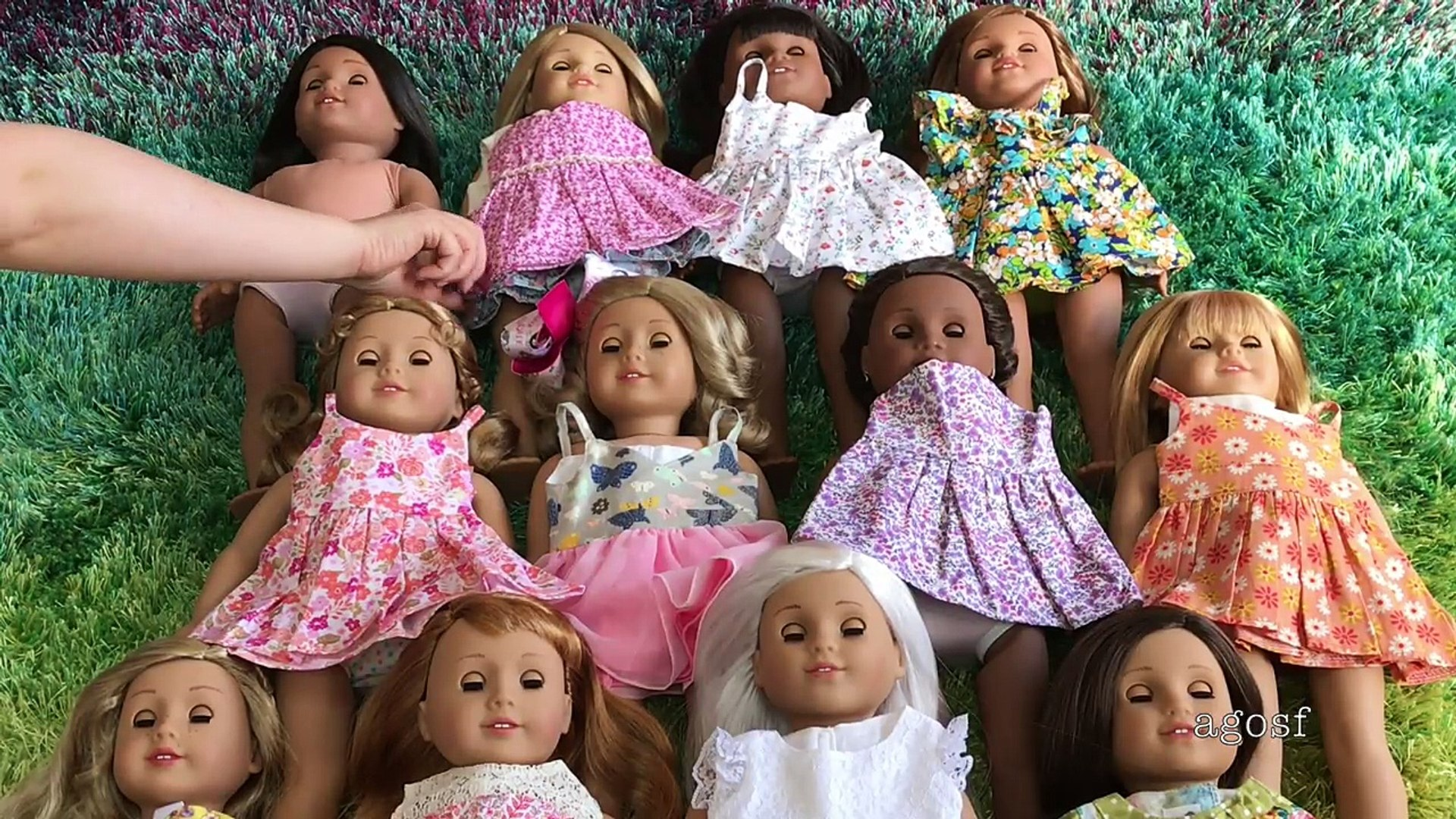 American Girl Dolls Spring 2017