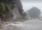 Floodwater Swamps Roads as Wild Weather Batters New Zealand
