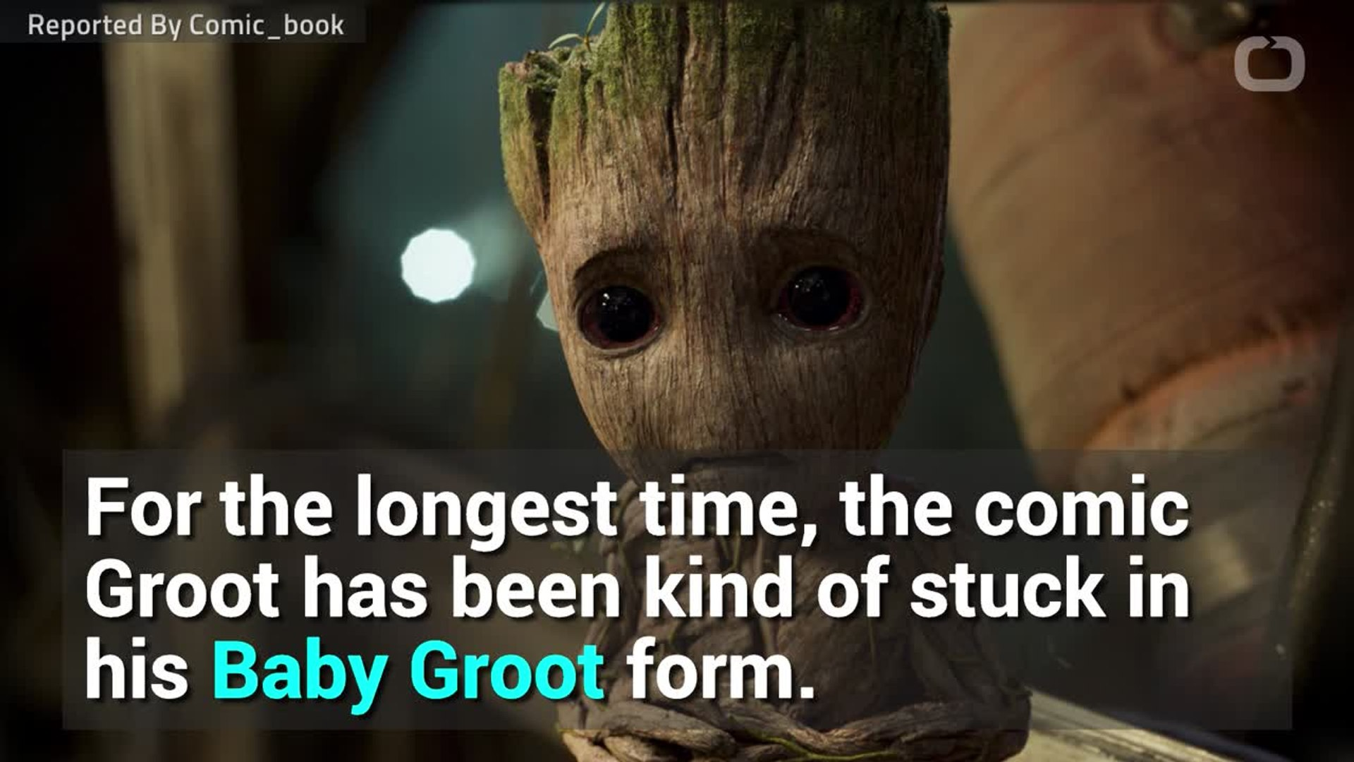 Marvel Makes Major Change to Groot in 'Infinity Countdown'