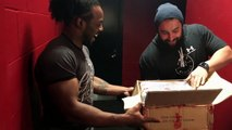 THE MOST MASSIVE UNBOXING EVER: CUSTOM OJOs! w/ RUSEV, AJ STYLES, SETH ROLLINS, SASHA BANKS & more!