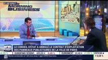JCDecaux s'exprime sur la crise du Vélib' à Paris - 08/03