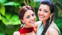 Actress Kajal Agarwal Sister Nisha Aggarwal's Son Ishaan Unseen Photos
