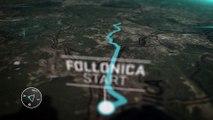Tirreno Adriatico: Stage 3- Planimetry