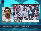 Different Economic Models At Stake in Argentine Elections