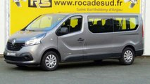 Annonce Occasion RENAULT Trafic Combi L2 1.6 dCi 125ch energy Zen 8 places L2 1.6 dCi 125ch energy Zen 8 places