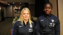 Equipe de France Féminine: le message d'encouragement d'Eugénie Le Sommer, ambassadrice de la Coupe du Monde FIFA U20 I FFF 2018