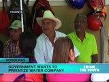 Honduras: Gov't Declares Nat'l Water Company Bankrupt