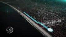 Tirreno Adriatico: Stage 1 - Planimetry