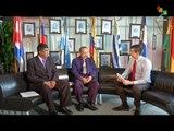 Interviews from Caracas – Francisco de Miranda Scientific Institut